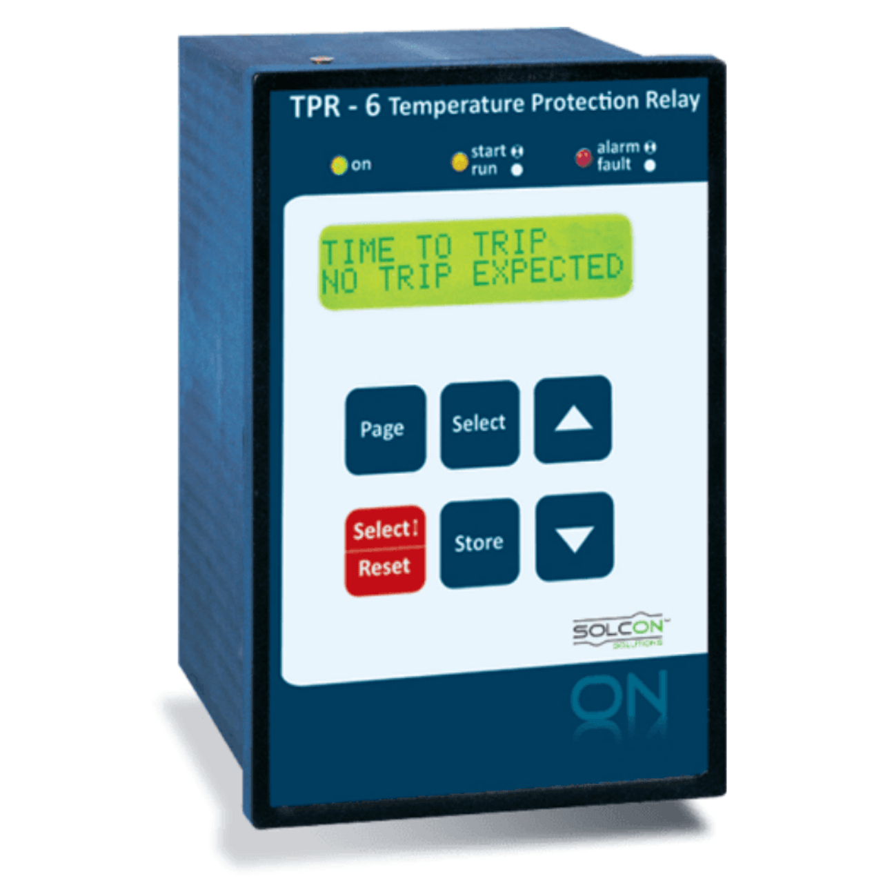 TPR-6: Temperature Protection Relay