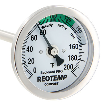 Backyard Pro Compost Thermometer