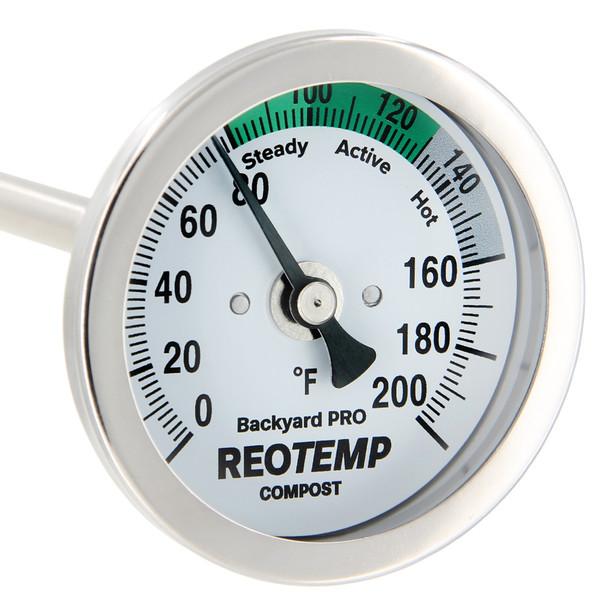 Backyard Pro Compost Thermometer