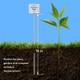 Garden and Compost Moisture Meter
