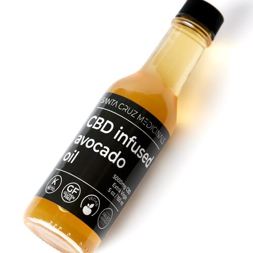 5,000mg Avocado Oil