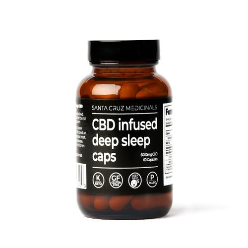 6000mg Deep Sleep Caps
