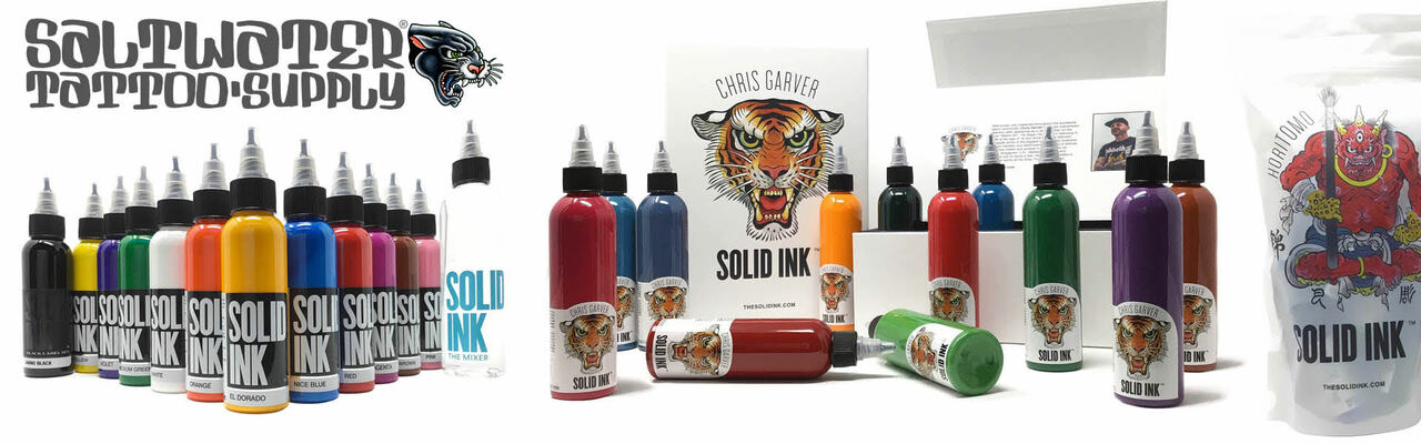 Tattoo Supplies & Equipment - Tattoo Ink - Solid Ink - Page 1 ...