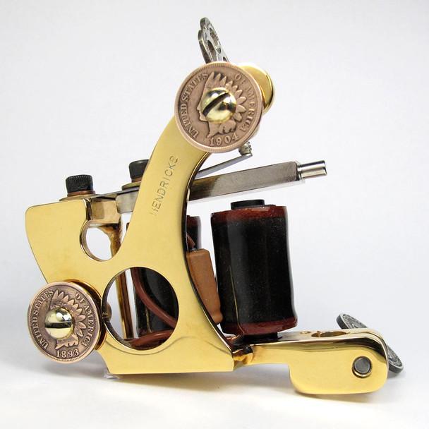 Tim Hendricks Gold Plated Guadalupe Machine LIMITED