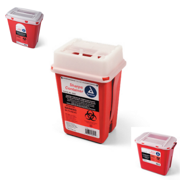 Sharps Containers from Dynarex