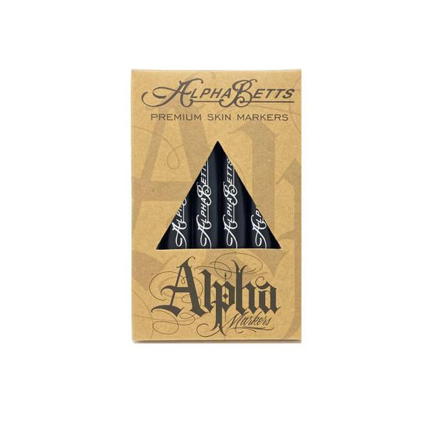 ALPHA MARKERS - ALPHA BETTS