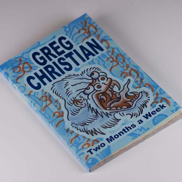Greg Christian - Two Months and Week