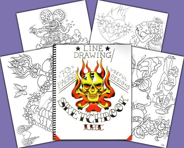 Lindsey Carmichael - Sketchbook #1