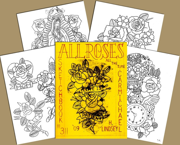 Lindsey Carmichael - Rose Book
