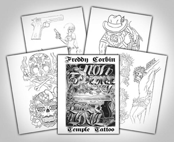 Freddy Corbin - Sketchbook