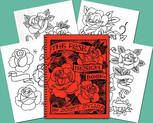 Scott Sylvia - The Rose Design Book