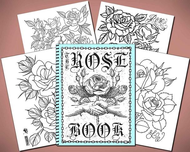 Luke Wessman - The Rose Book