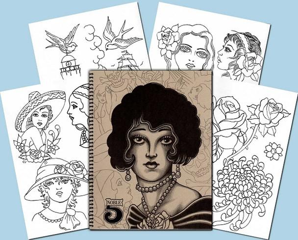 Todd Noble - Sketchbook Vol. 5