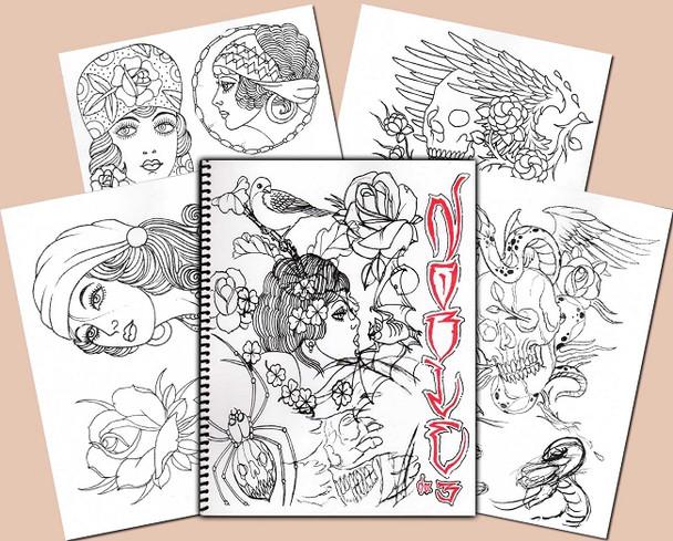Todd Noble - Sketchbook Vol. 3