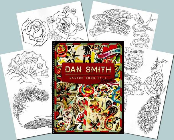 Dan Smith - Sketchbook #1