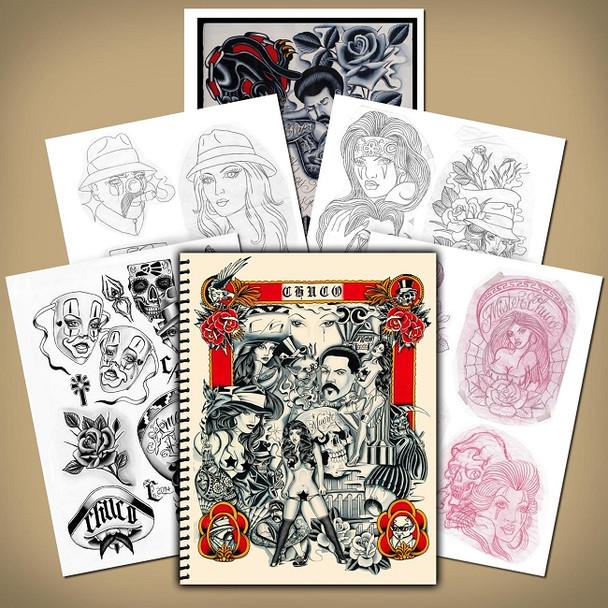 The Chuco - Sketchbook