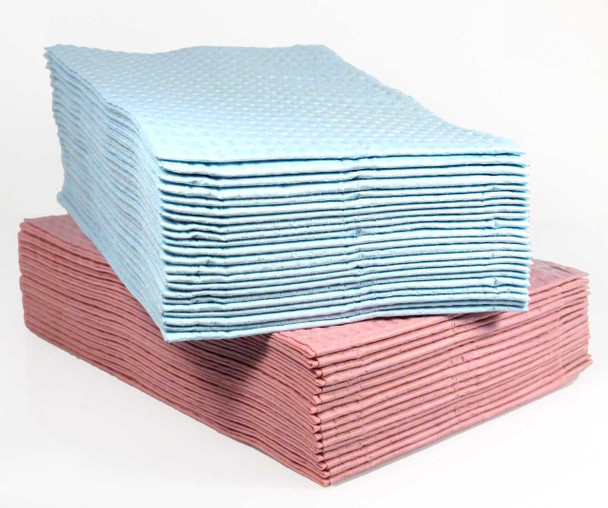 Lap Cloths - Box of 500 - Made in USA