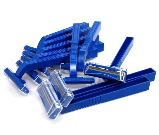 Twin Blade Razors - 50 per box