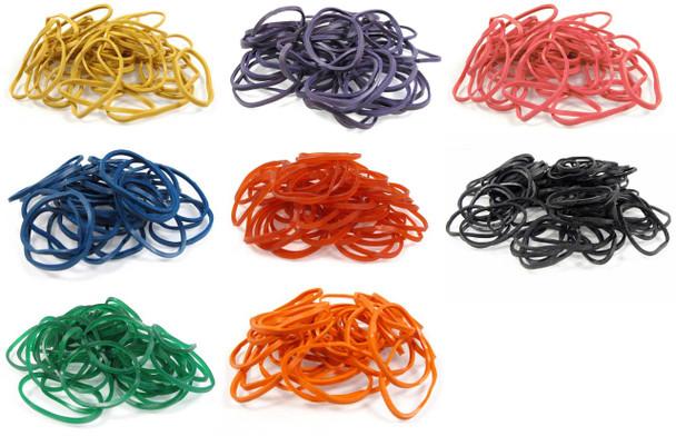 Rubber Bands - 1 Pound Bag