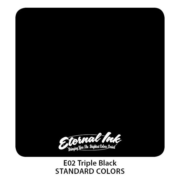 Eternal Ink Triple Black