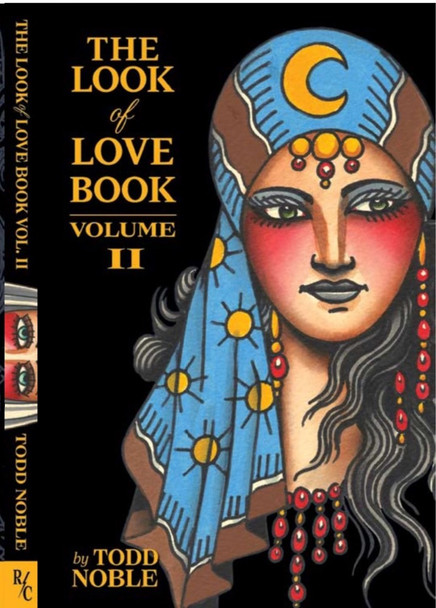 Todd Noble - The Look of Love Book 2