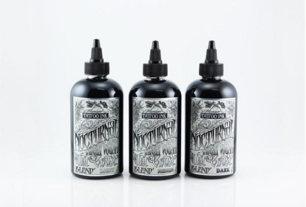 Nocturnal Tattoo Ink - West Coast Blend Ink Set