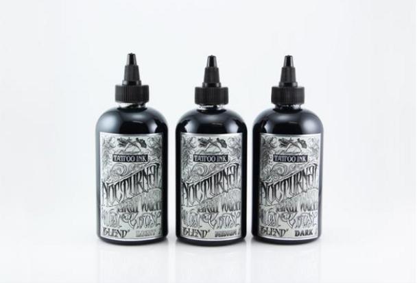 Nocturnal Tattoo Ink - West Coast Blend Ink Set