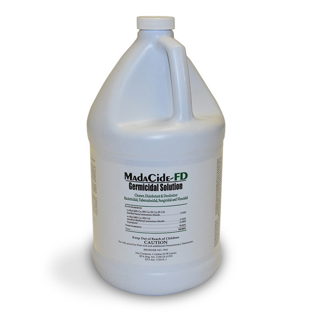 Madacide-FD - Germicidal Solution - 1 Gallon