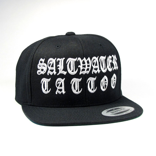 Saltwater Tattoo Supply Snapback