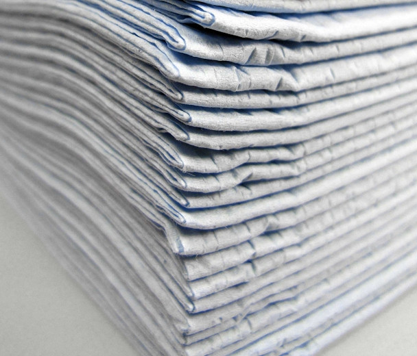"""Drape Sheets  40"""" x 90"""" - Box of 100 - Made in USA"""