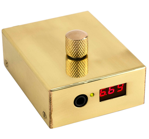 Gold DC Power Supply by Eagleview