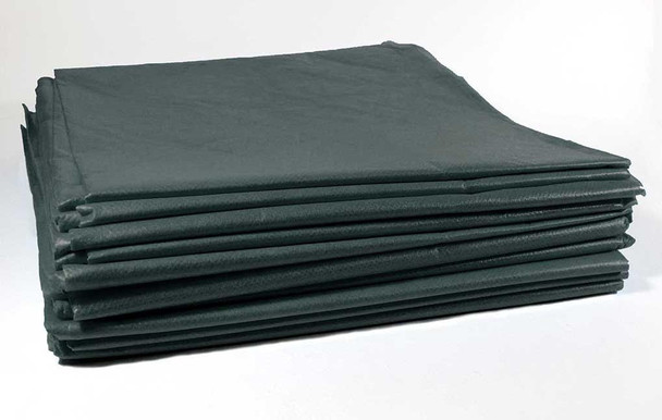 The Bulldog Drape Sheets - Black (DRAPESHEET-BK)