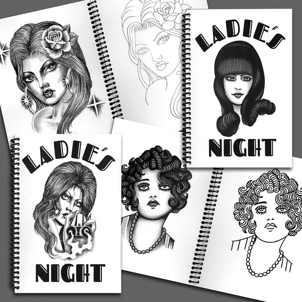 Ladie's Night - by Todd Noble and Chuco Moreno (SK-TODDCHUCO)