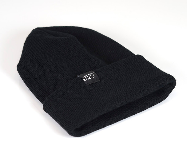 Saltwater Tattoo Supply Beanie - Black