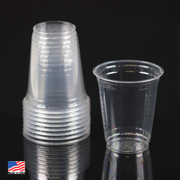 Saltwater Tattoo Supply Compostable Rinse Cups - made in the USA