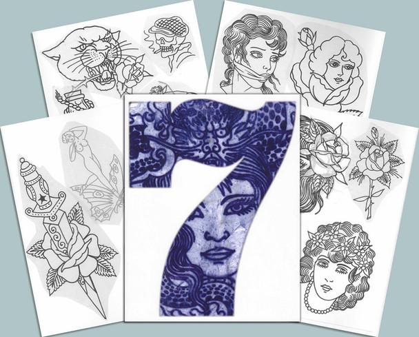 Todd Noble - Sketchbook Vol. 7