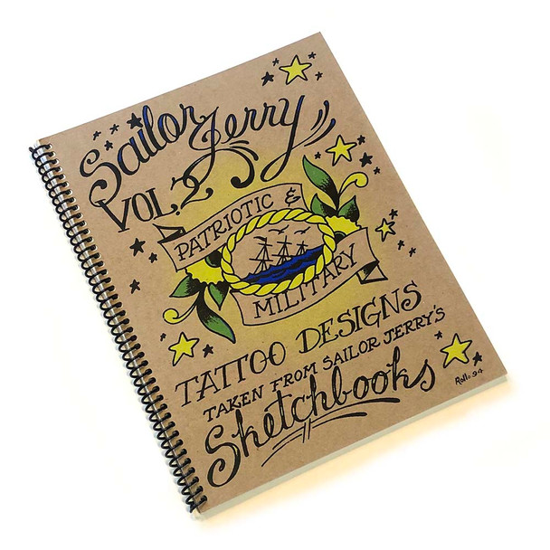 Sailor Jerry - Patriotic & Military Volume 2
