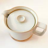 Hasami Porcelain Tea Pot - Gloss Grey
