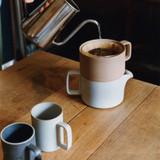 Hasami Porcelain Coffee Mugs 15oz