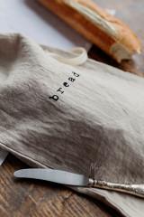 MagicLinen Linen Bread Bag
