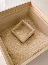 Masuda Kiribako Rice Container - 3kg