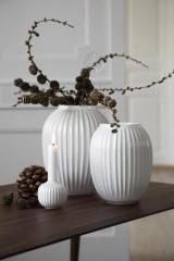 Kähler Design Hammershøi Vase H20 cm - White