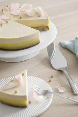 Kähler Design Hammershøi Cake Dish ⌀30cm - White