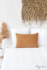 MagicLinen Linen Pillow Case EU Square - Light Grey