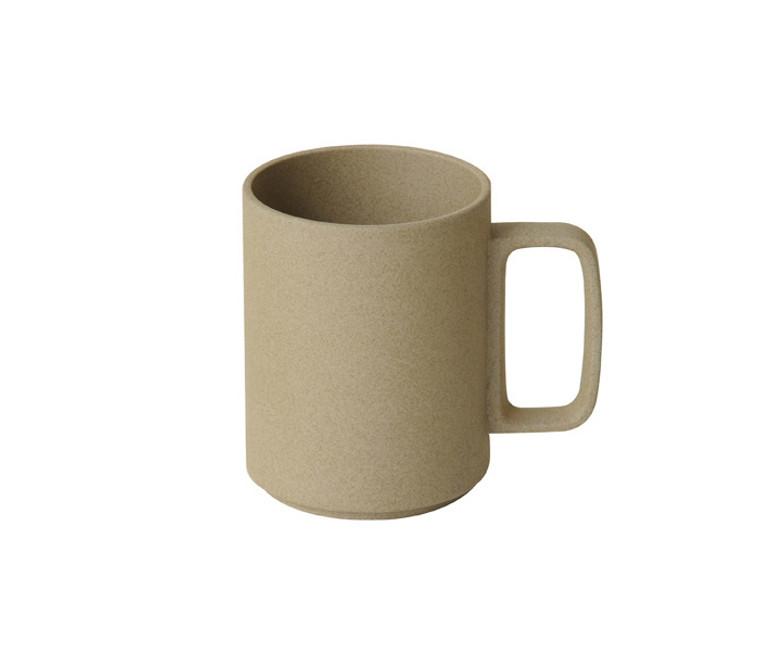 Hasami Porcelain Mug 15oz - Natural