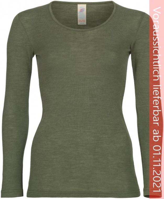 Engel Women Shirt - Olive