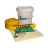 5 Gallon Bucket Spill Kit - HazMat