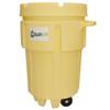 ENSORB Granular 95-Gallon Wheeled Salvage Drum Spill Kit