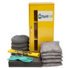 Wall-Mount Spill Locker Spill Kit - Universal