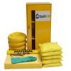 Wall-Mount Spill Locker Spill Kit - HazMat